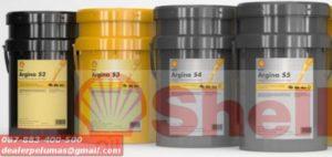 Supplai Oli Shell 10W40