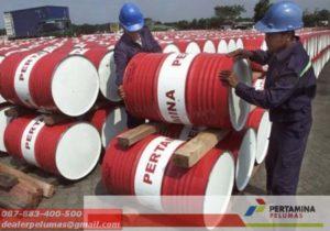 Pabrik Oli Hidrolik Pertamina Sae 10