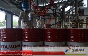 Pabrik Oli Hydraulic Pertamina