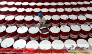 Supplai Oli Pertamina Di Luar Negeri