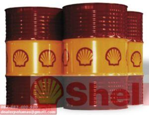 Supplier Oli Shell Terbaru