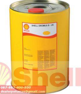 Distributor Oli Shell Diesel