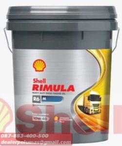 Supplai Oli Shell 20-50W