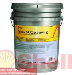 Supplai Oli Shell Helix