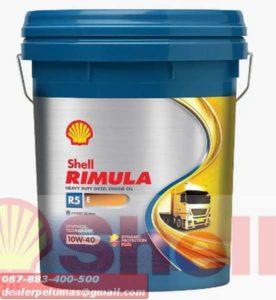 Supplier Oli Shell Sae 5W30
