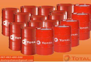 Penyuplai Distributor Oli Total Palembang
